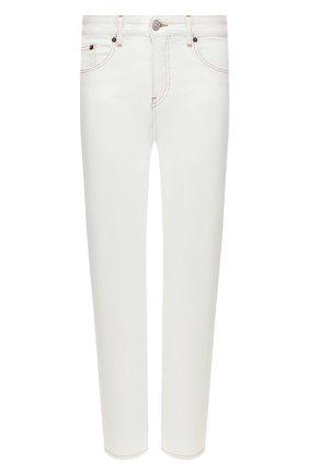 Женские джинсы MM6 голубого цвета, арт. S52LA0129/S30460   Фото 1