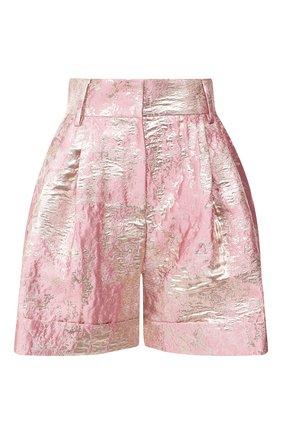 Женские шорты DOLCE & GABBANA розового цвета, арт. FTBQ6T/HJMJR | Фото 1