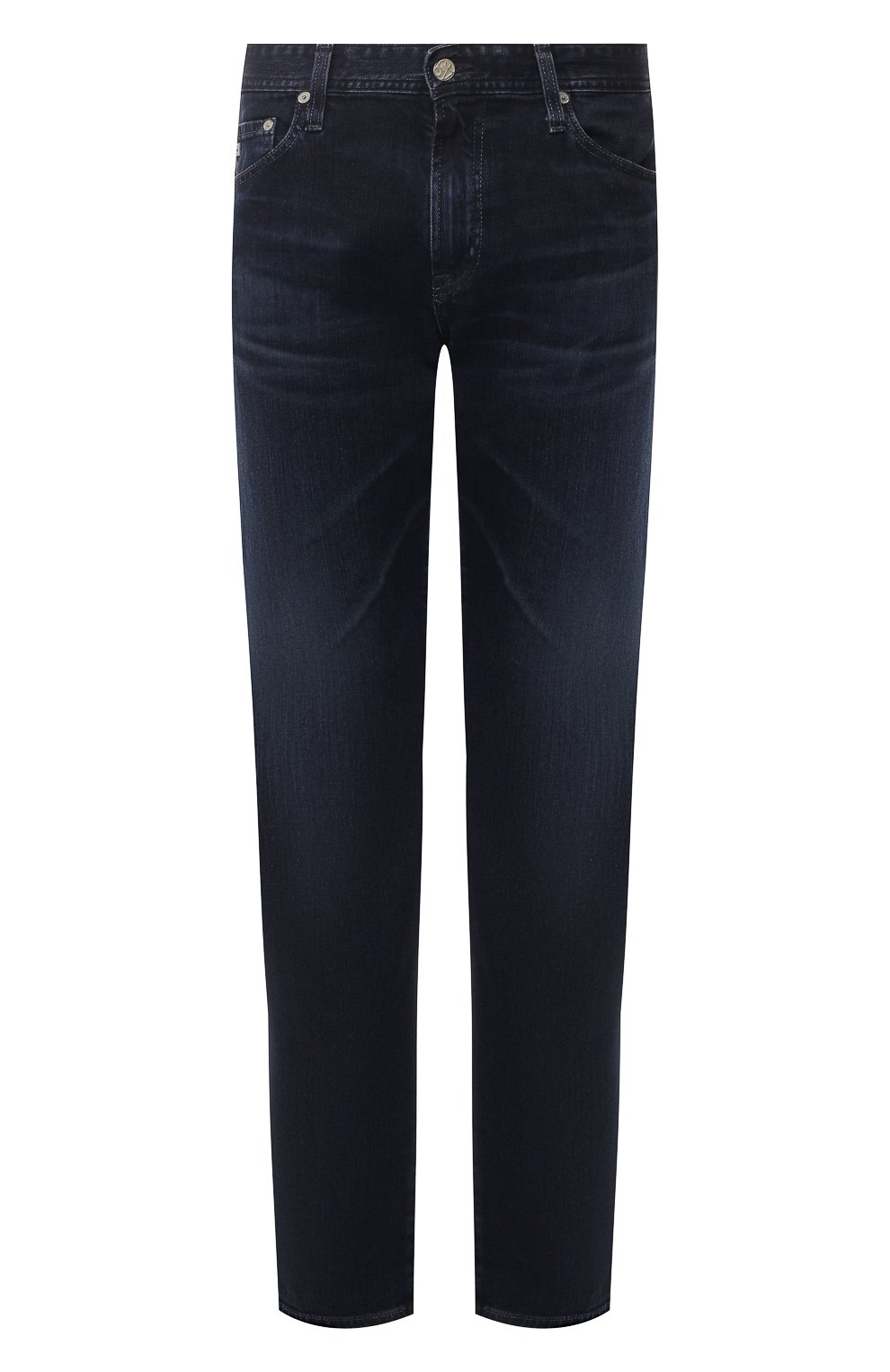 Мужские джинсы AG темно-синего цвета, арт. 1794LED/04YCAS   Фото 1