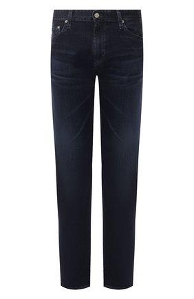 Мужские джинсы AG темно-синего цвета, арт. 1794LED/04YCAS | Фото 1