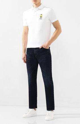 Мужские джинсы AG темно-синего цвета, арт. 1794LED/04YCAS | Фото 2