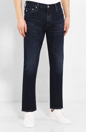 Мужские джинсы AG темно-синего цвета, арт. 1794LED/04YCAS   Фото 3