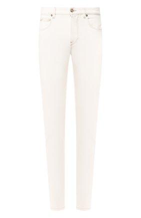 Мужские джинсы Z ZEGNA кремвого цвета, арт. VU743/ZZ530 | Фото 1