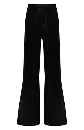 Женские брюки ALEXANDERWANG.T черного цвета, арт. 4WC1204009 | Фото 1