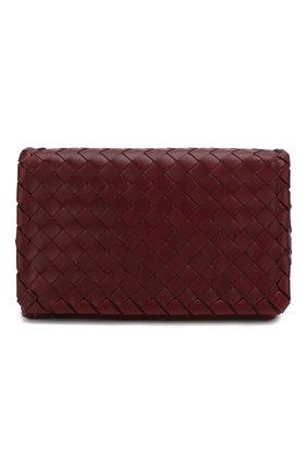 Женская сумка BOTTEGA VENETA бордового цвета, арт. 600519/VCPP1 | Фото 1