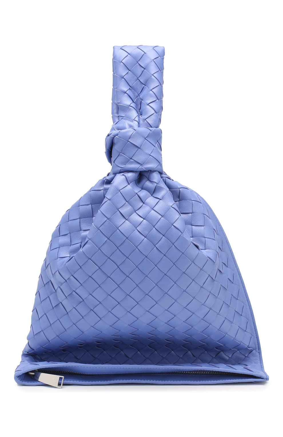 Женская сумка bv twist BOTTEGA VENETA синего цвета, арт. 607964/VCPP0 | Фото 1