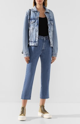 Женские джинсы IRO голубого цвета, арт. WP22EIFELE | Фото 2