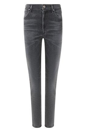 Женские джинсы CITIZENS OF HUMANITY серого цвета, арт. 1611B-1148 | Фото 1
