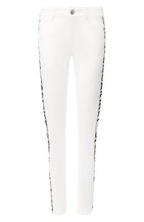 Женские джинсы STELLA MCCARTNEY белого цвета, арт. 372773/SNH57 | Фото 1
