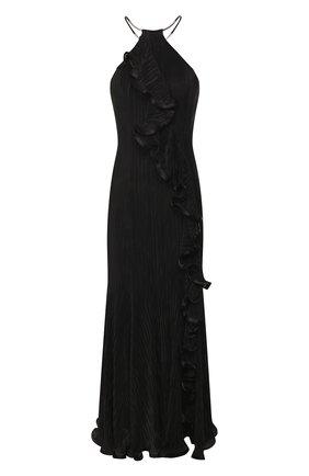 Женское платье-миди GALVAN LONDON черного цвета, арт. 1802 PIR0UETTE DRESS | Фото 1