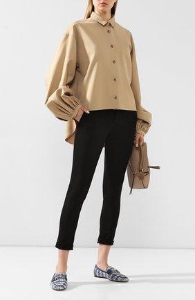 Женские брюки J BRAND черного цвета, арт. JB002706 | Фото 2