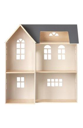 Детского кукольный дом MAILEG бежевого цвета, арт. 11-9003-00   Фото 1