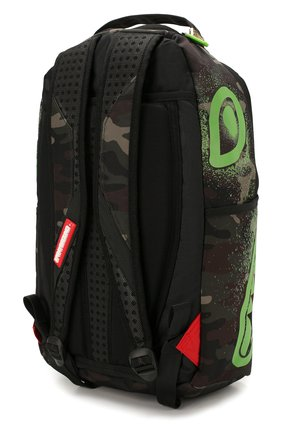 Детская рюкзак SPRAYGROUND хаки цвета, арт. 910B1509NSZ | Фото 2
