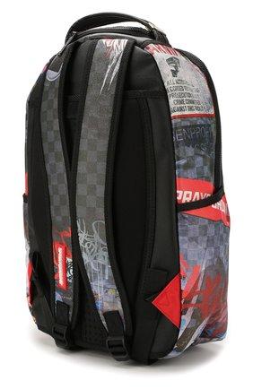 Детская рюкзак SPRAYGROUND серого цвета, арт. 910B1875NSZ | Фото 2