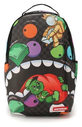 Детская рюкзак SPRAYGROUND разноцветного цвета, арт. 910B2318NSZ | Фото 1