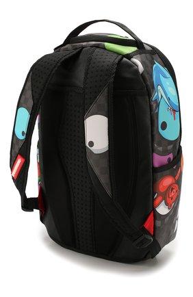 Детская рюкзак SPRAYGROUND разноцветного цвета, арт. 910B2318NSZ | Фото 2