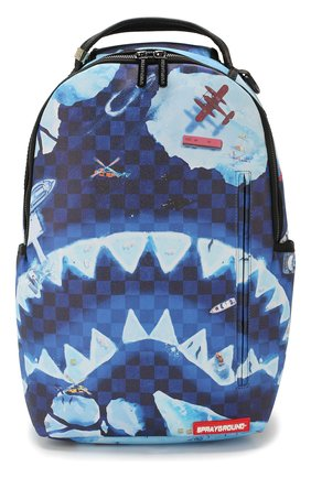 Детская рюкзак SPRAYGROUND синего цвета, арт. 910B2739NSZ | Фото 1