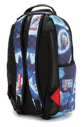 Детская рюкзак SPRAYGROUND синего цвета, арт. 910B2739NSZ | Фото 2