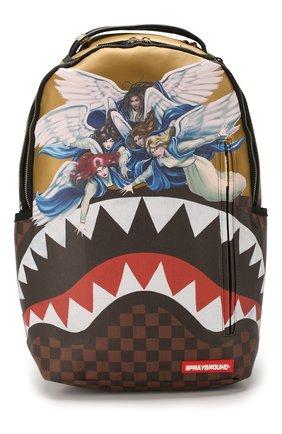 Детская рюкзак SPRAYGROUND разноцветного цвета, арт. 910B2792NSZ | Фото 1