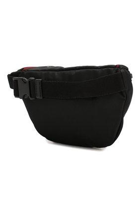 Детская поясная сумка DOLCE & GABBANA черного цвета, арт. EM0072/AN034 | Фото 2