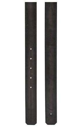 Двусторонний кожаный ремень | Фото №2