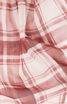 Платок из смеси хлопка и шелка | Фото №2