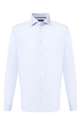 Мужская хлопковая сорочка VAN LAACK голубого цвета, арт. TIVARA2-DPTF/151832 | Фото 1