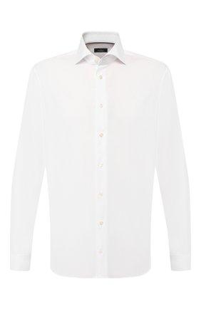 Мужская хлопковая сорочка VAN LAACK белого цвета, арт. TIVARA2-DPTF/151832 | Фото 1