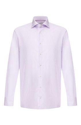 Мужская хлопковая сорочка VAN LAACK сиреневого цвета, арт. RIVARA-TFN/151833 | Фото 1