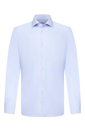 Мужская хлопковая сорочка VAN LAACK голубого цвета, арт. RIVARA-SFN/150190 | Фото 1