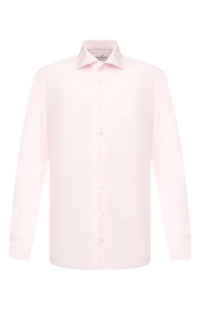 Мужская хлопковая сорочка VAN LAACK розового цвета, арт. RIVARA-SFN/150190 | Фото 1