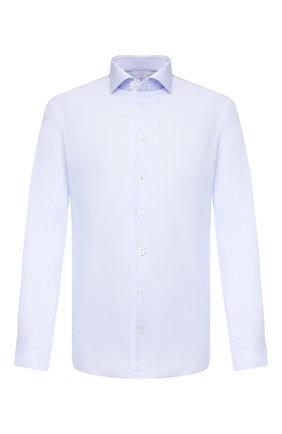 Мужская хлопковая сорочка VAN LAACK голубого цвета, арт. RIVARA-SF/161448 | Фото 1