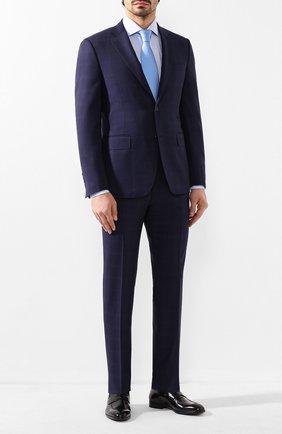 Мужская хлопковая сорочка VAN LAACK голубого цвета, арт. RIVARA-SF/150067 | Фото 2