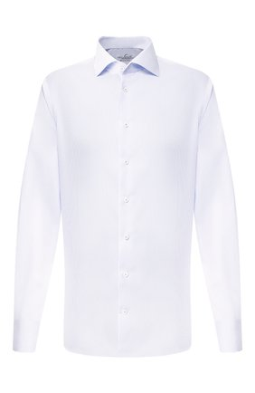Мужская хлопковая сорочка VAN LAACK голубого цвета, арт. RIVARA-LSFN/151038 | Фото 1