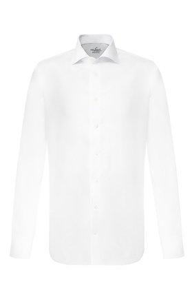 Мужская хлопковая сорочка VAN LAACK белого цвета, арт. RIVARA-LSFN/151038 | Фото 1