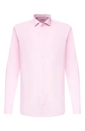Мужская хлопковая сорочка VAN LAACK розового цвета, арт. RAND0-LTF/150188 | Фото 1