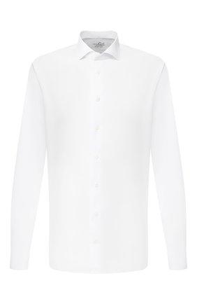 Мужская хлопковая сорочка VAN LAACK белого цвета, арт. RAND0-LTF/150188 | Фото 1