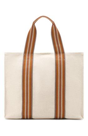 Сумка Suitcase Stripe | Фото №1