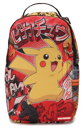 Детская рюкзак SPRAYGROUND красного цвета, арт. 910B2812NSZ | Фото 1