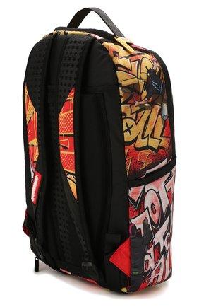 Детская рюкзак SPRAYGROUND красного цвета, арт. 910B2812NSZ | Фото 2