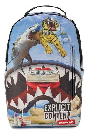 Детская рюкзак SPRAYGROUND разноцветного цвета, арт. 910B2816NSZ | Фото 1