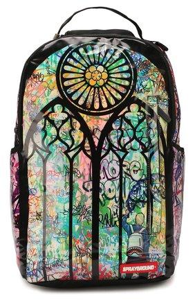 Детская рюкзак SPRAYGROUND разноцветного цвета, арт. 910B2833NSZ | Фото 1