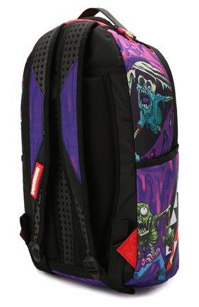 Детская рюкзак SPRAYGROUND фиолетового цвета, арт. 910B2851NSZ | Фото 2