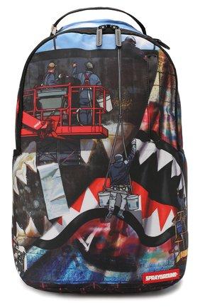 Детская рюкзак SPRAYGROUND разноцветного цвета, арт. 910B2856NSZ | Фото 1