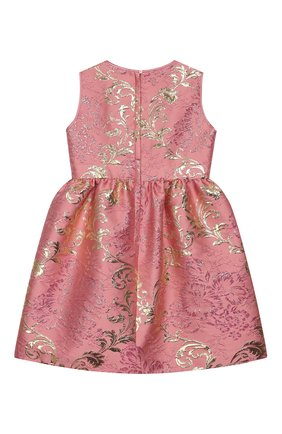 Детское платье DOLCE & GABBANA светло-розового цвета, арт. L52DB7/HJMJN/2-6 | Фото 2
