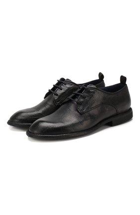 Кожаные туфли | Фото №1