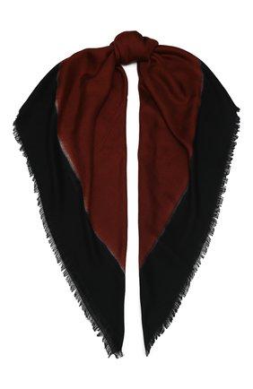 Мужской шарф из смеси шерсти и шелка ERMENEGILDO ZEGNA синего цвета, арт. Z7L51/2D8 | Фото 1