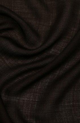 Мужской шарф из смеси шерсти и шелка ERMENEGILDO ZEGNA зеленого цвета, арт. Z7L51/2D8 | Фото 2