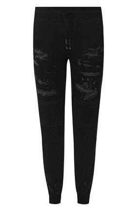 Мужские джинсы PHILIPP PLEIN черного цвета, арт. S20C MDT2033 PDE004N | Фото 1