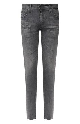 Мужские джинсы AG серого цвета, арт. 1783AHD/08YNC0 | Фото 1